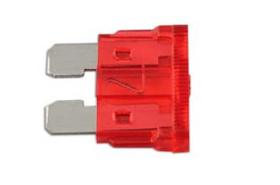Connect 30415 Auto Blade Fuse 10 Amp-Red Pk 50